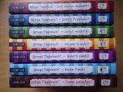 Gregs Tagebuch 1-7