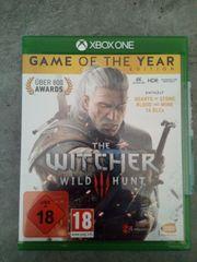 The Witcher 3 für Xbox