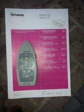 Wohnwagen - Truma Mover SE