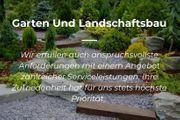 Gartenarbeiten Landschaftsbau 40 Jahre Erfahrung