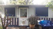 Tabbert Wohnwagen mit festem Vorzelt