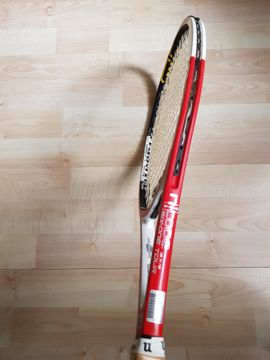 Wilson Tennisschläger: Kleinanzeigen aus München Neuhausen-Nymphenburg - Rubrik Tennis, Tischtennis, Squash, Badminton