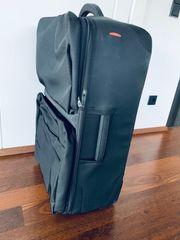 Koffer schwarz groß von Mandarina