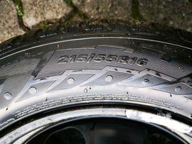 Sonstige Reifen - Winterreifen Winterräder 215 55 R16
