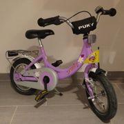 Puky Alu Kinderfahrrad Mädchenfahrrad Fahrrad