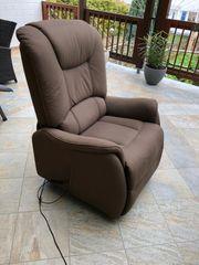 TV Relax Sessel mit Motor