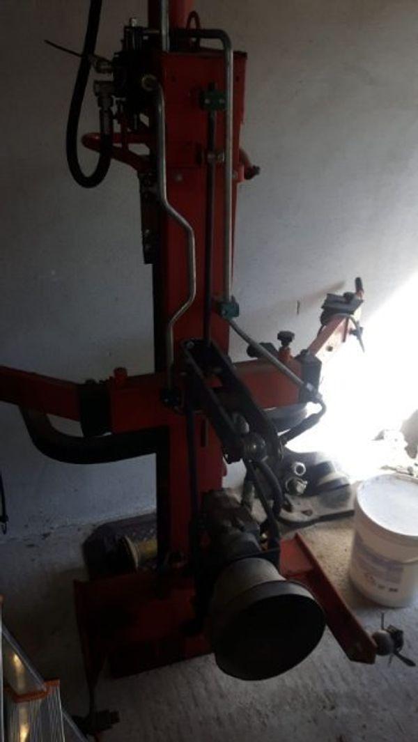 Oehler Spaltmaschine