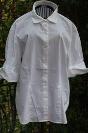 neuwertige weiße Bluse von and