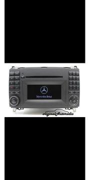 Original Radio Mercedes Viano bj2012