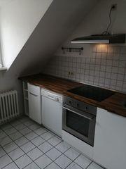 Küche- Einbauküche Ikea Hochglanz sehr