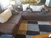Gemütliches Sofa in L Form