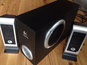 Logitech Lautsprecher S200 Black
