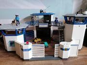 polizeistation Playmobile