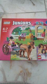 Lego Juniors Stefanies Pferdekutsche