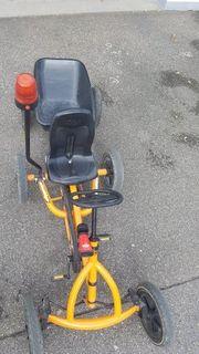 Berg Go Kart buddys Orange