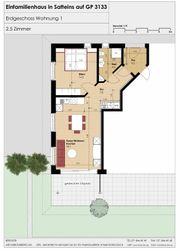 Moderne 2 5 Zimmer Wohnung