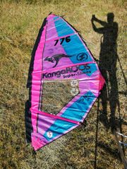 Windsurfsegel TOP SAILS cup Wing