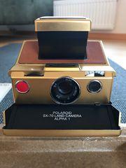 Limitierte Mildred Scheel Polaroid SX-70
