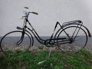 Fahrradrahmen NSU Oldtimer für Sammler