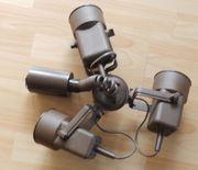 Pendelleuchte Hängelampe Strahlerlampe 3-flammig höhenverstellbar