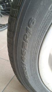 Borbetfelgen mit Reifen
