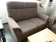 Sofa - Dreisitzer Zweisitzer Hocker