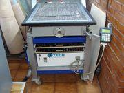 CNC Portafräse 90x60 cm Tisch