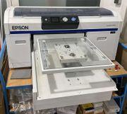 Textil Direktdrucker Epson Surecolor F2000