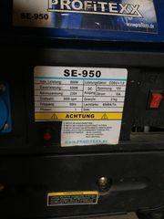 Notstromaggregat 0 65 kW - Modell