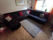 Wohnlandschaft Couch Sofa Polstergarnitur
