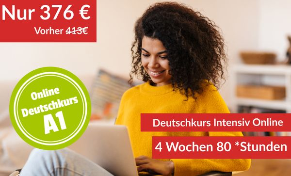 A1 Online Deutsch Intensivkurs - 4