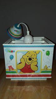 Winnie Pooh Lampe Kinderzimmer