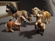 Schleich Pferde Set aus 2014