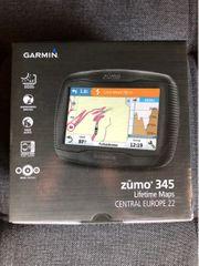 Garmin Zümo 345