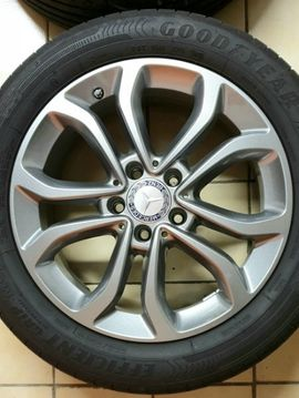Bild 4 - Original Mercedes Felgen - Kraichtal