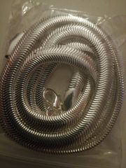 Schlangenkette aus 925 Sterlingsilber