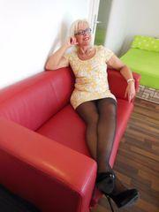 Echte Deutsche Hausfrau reife 55