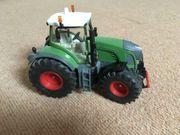 Traktor Spielzeugauto von Siku groß