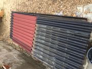 Bitumen Dachplatten gebraucht