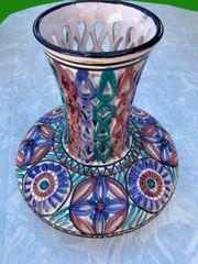Original Orientalische Vase aus dem