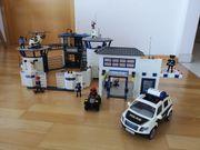 Playmobil Polizei 9372 und 6872