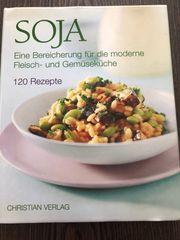 Kochbuch Soja