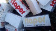 Styropor für verschiedenste Anwendungen