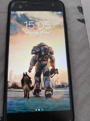 I Phone 7 in Schwarz -