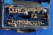 Französische Oboe - Vollautomatik Holz generalüberholt -
