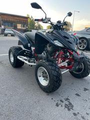 Quad Motorrad Yamaha YFM 350