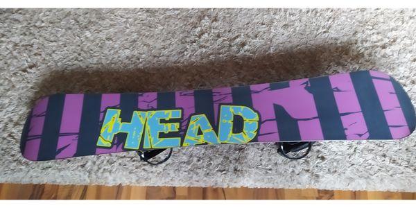 Snowboard Head True 160cm
