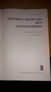Lehrbuch für Goldschmied