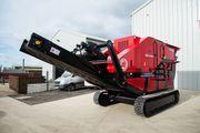 RedRhino 7000 Backenbrecher Brechanlage Minibrecher