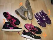 Schuhe Turnschuhe 33-35 ab 3